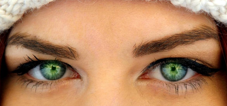 maquillaje ojos sensibles