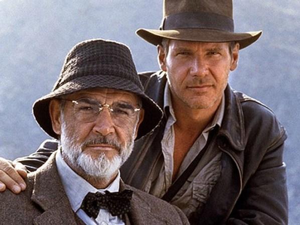 Henry e Indiana Jones