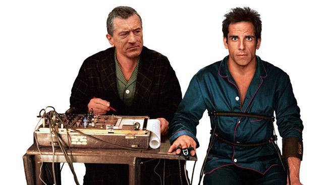 Robert De Niro y Ben Stiller