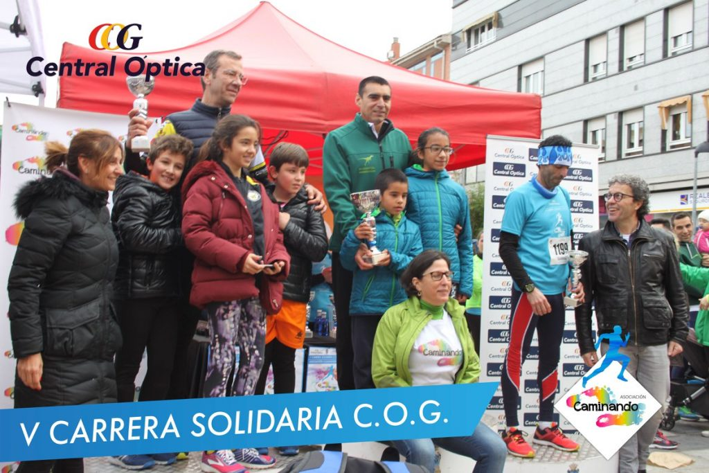 V Carrera Solidaria Central Óptica