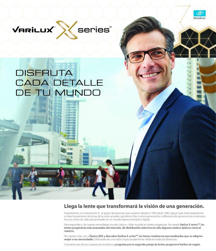 Nuevas Varilux X series
