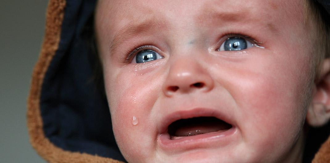 Lágrimas de bebé
