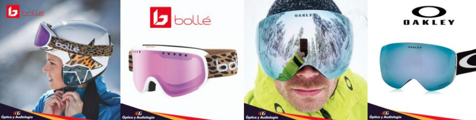 Gafas de nieve