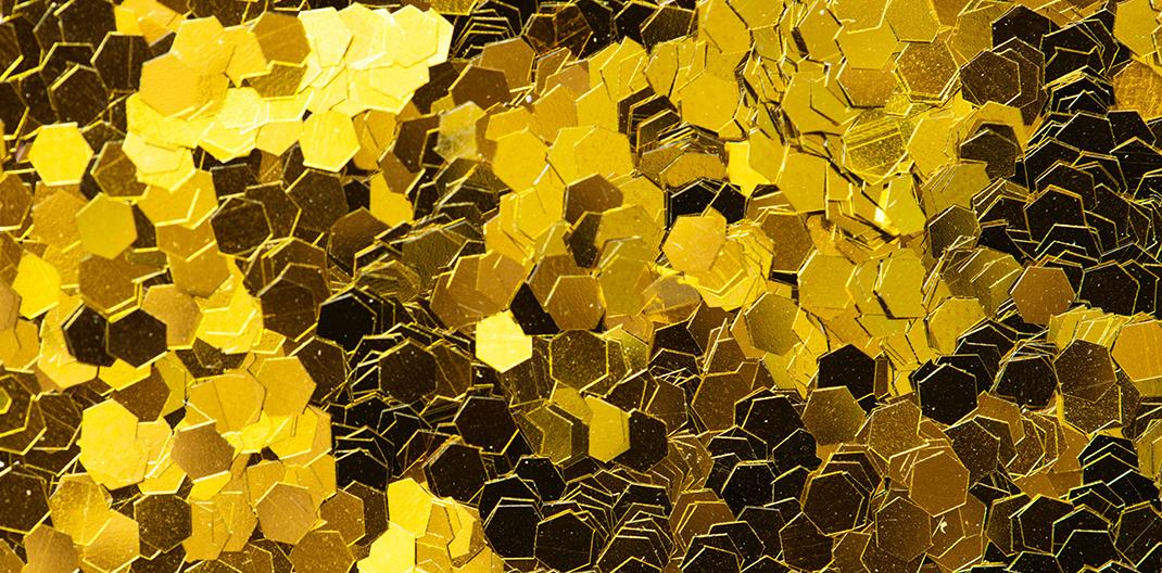 Partículas de oro