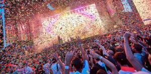 Festivales musicales y salud visual