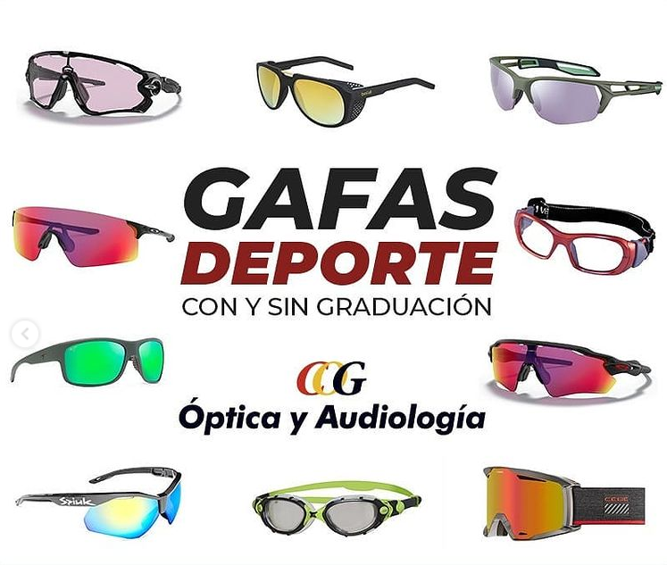 gafas deportivas en Guadalajara