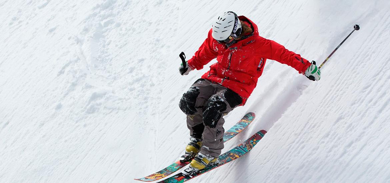 Cómo esquiar de forma saludable