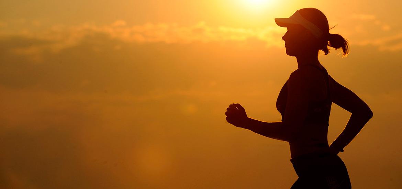 Running y salud visual