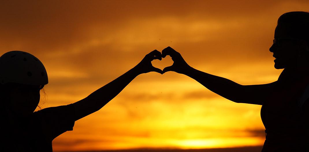 Sombras y corazón